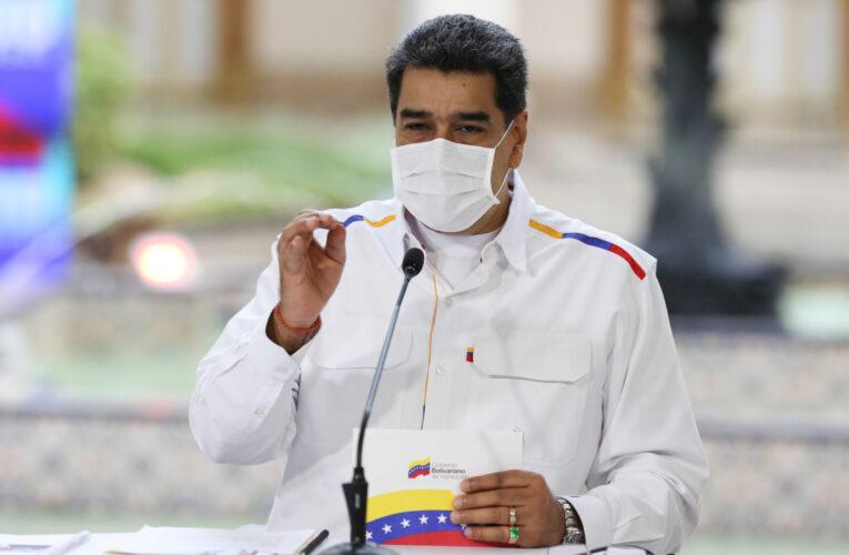 Maduro: Facebook me censuró tres publicaciones de la molécula DR-10