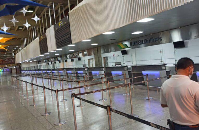 En noviembre podrían reactivarse los vuelos en Venezuela