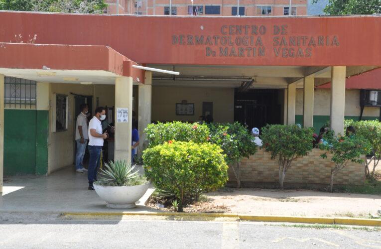 Garantizan tratamiento a 16 pacientes con lepra en el Martín Vegas