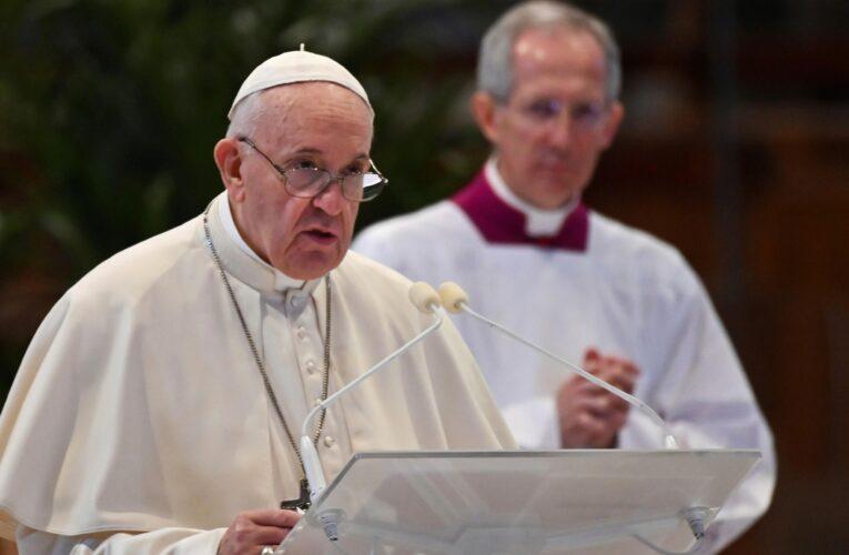 Papa Francisco anuncia 13 nuevos cardenales
