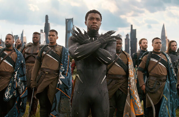 Chadwick estará en Pantera Negra 2 gracias a la tecnología
