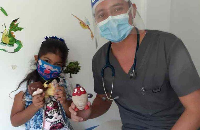Aumentan la infecciones respiratorias en consultas de pediatría