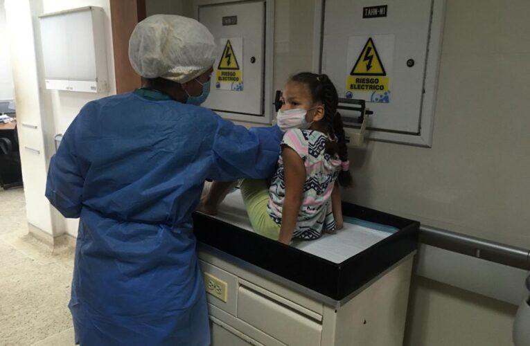 Repuntan casos de desnutrición infantil