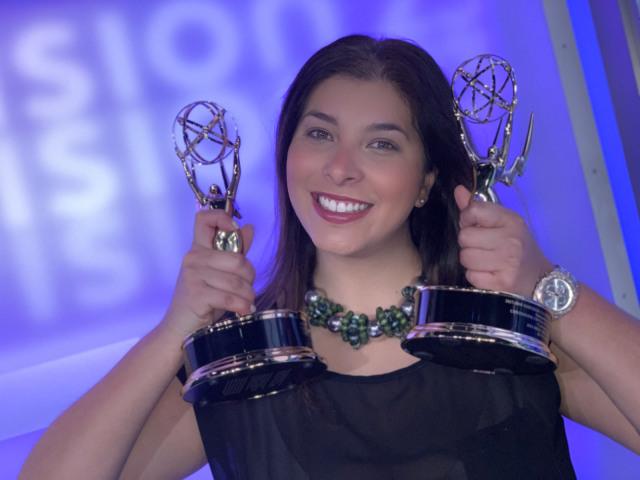 Periodista venezolana es nominada al Emmy