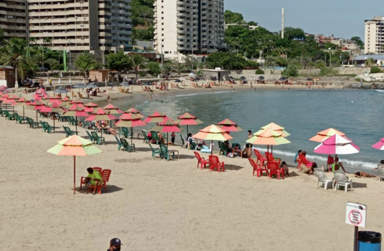 Playas abrirán de 7 am a 3 pm