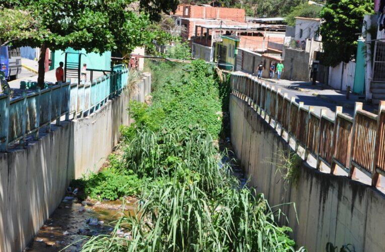 En La Roraima Sector 2 exigen dragado de la quebrada
