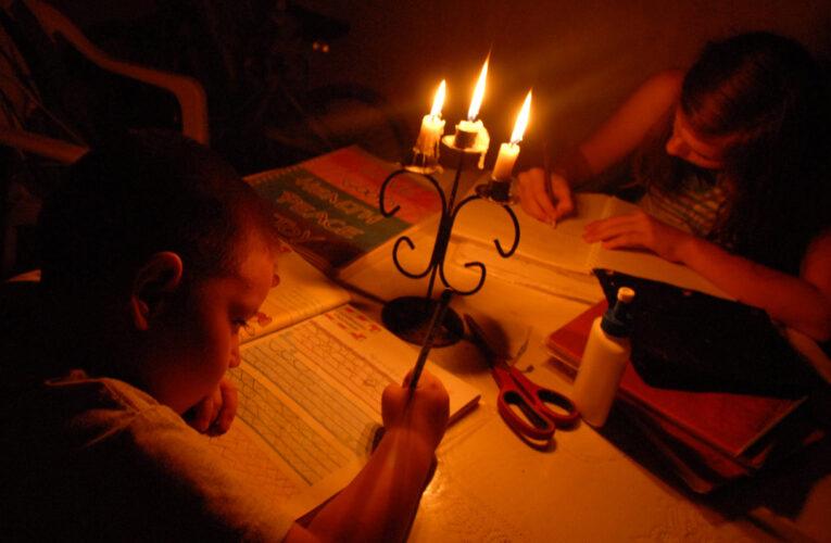 Denuncian que lluvias empeoran las fallas eléctricas en Maracaibo