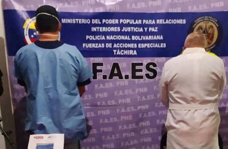 Médicos comunitarios falsificaban pruebas rápidas