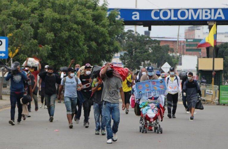 Venezolanos en Colombia podrán solicitar el PEP hasta el 2021