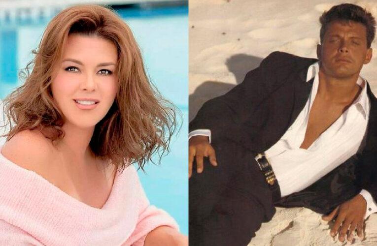 Alicia Machado reveló detalles de su relación con Luis Miguel