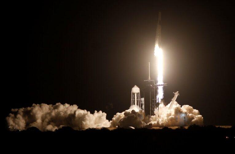 NASA y SpaceX lanzaron misión tripulada
