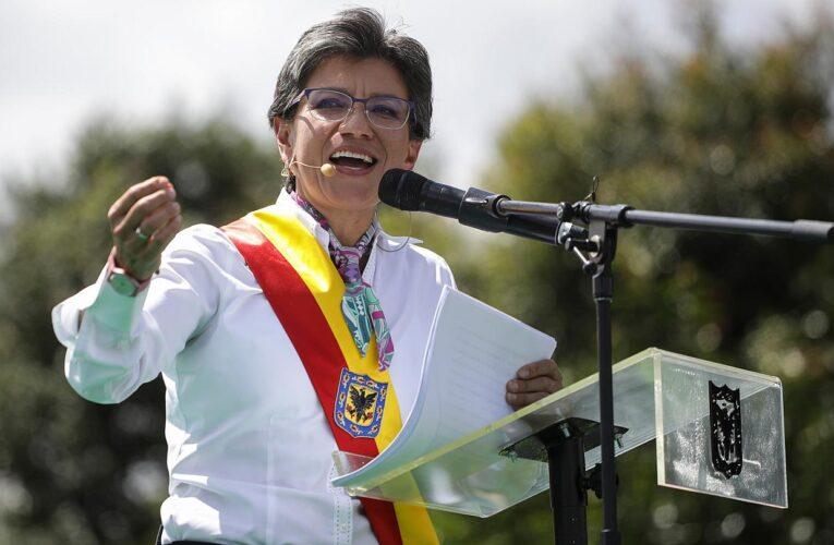 Juez exige a Claudia López borrar publicaciones sobre venezolanos y disculpas públicas