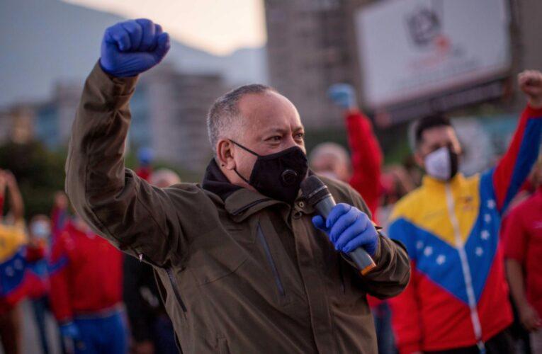 Diosdado Cabello participará en debate televisado