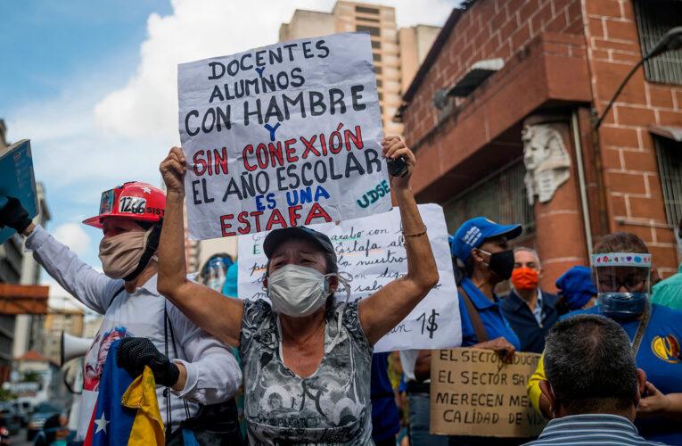 Octubre fue el mes con más protestas laborales