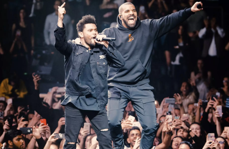 Drake defiende a The Weeknd y critica a los Grammy por ignorarlo