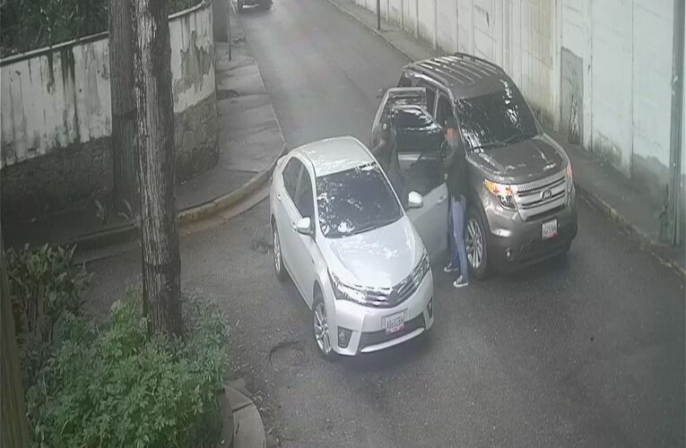 Secuestro en Sebucán