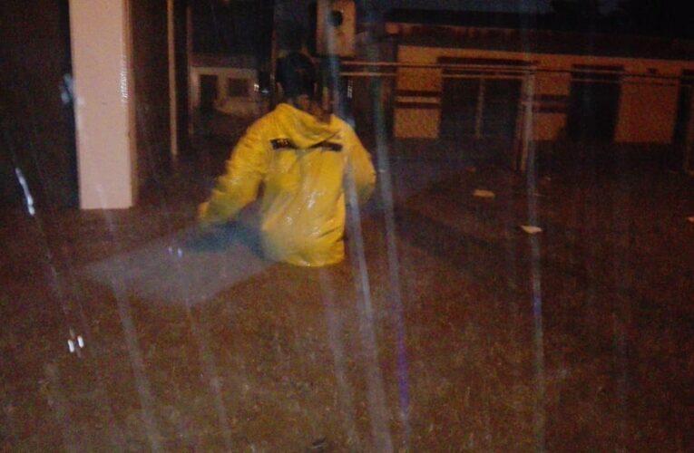 Inundaciones en Maracaibo por lluvias
