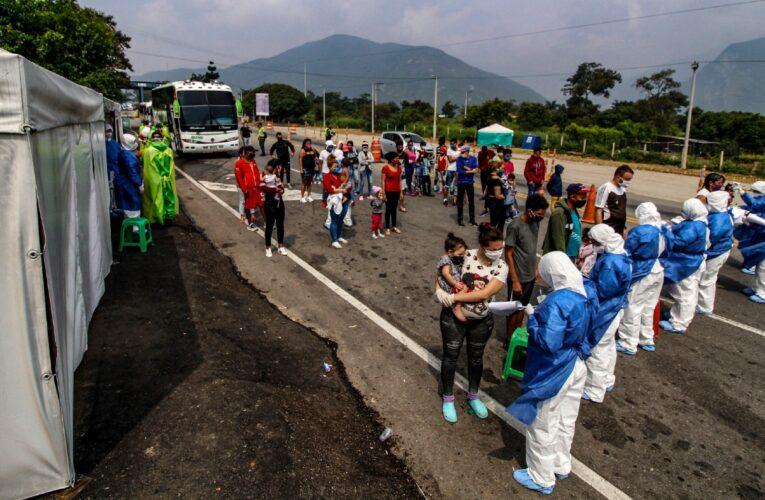 Evalúan nuevos protocolos de ingreso a Colombia
