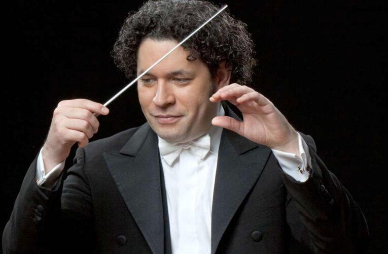Gustavo Dudamel recibe dos nominaciones al Grammy