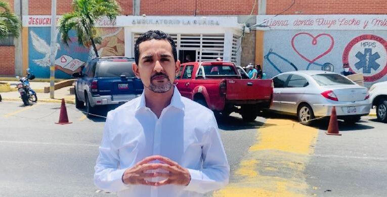 Juan Freites: Los apagones son parte de un plan de destrucción