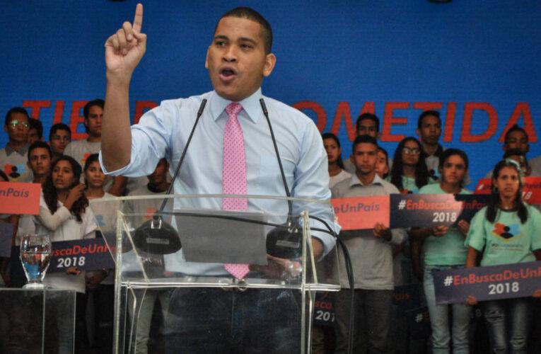 Prociudadanos impulsará enmienda para reducir período presidencial a 4 años