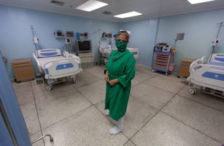 Van 267 trabajadores de la salud muertos por covid