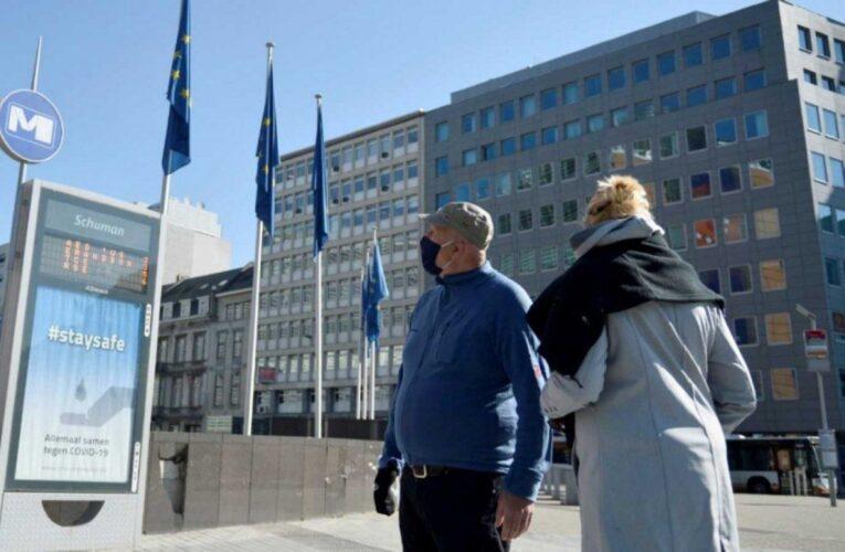 OMS: Europa podría sufrir una tercera ola de Covid en 2021