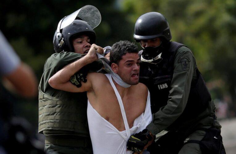 Provea: 442 detenidos durante protestas en cuarentena