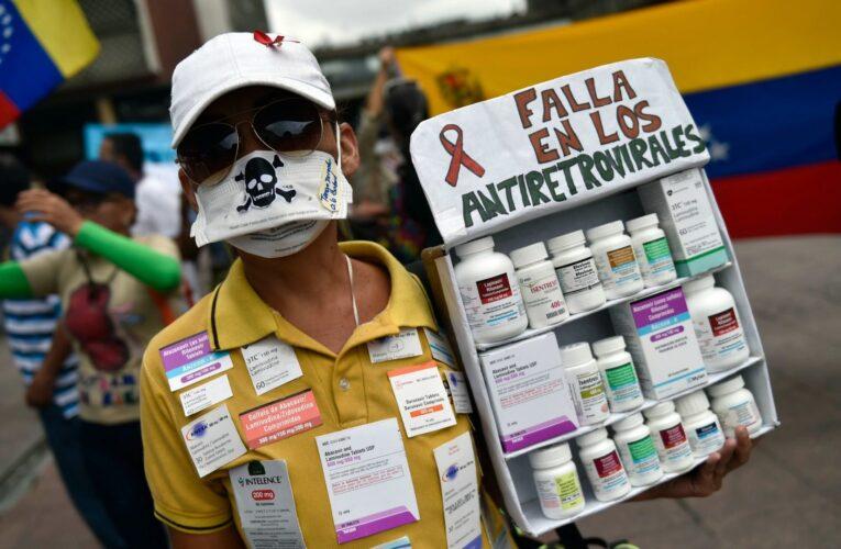 ONG: Antirretrovirales llegan por donaciones pues el gobierno no compra