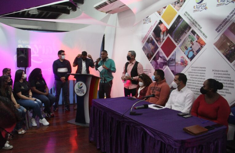 12 guaireños llegaron a la semifinal del 2do Festival de la Voz Juvenil