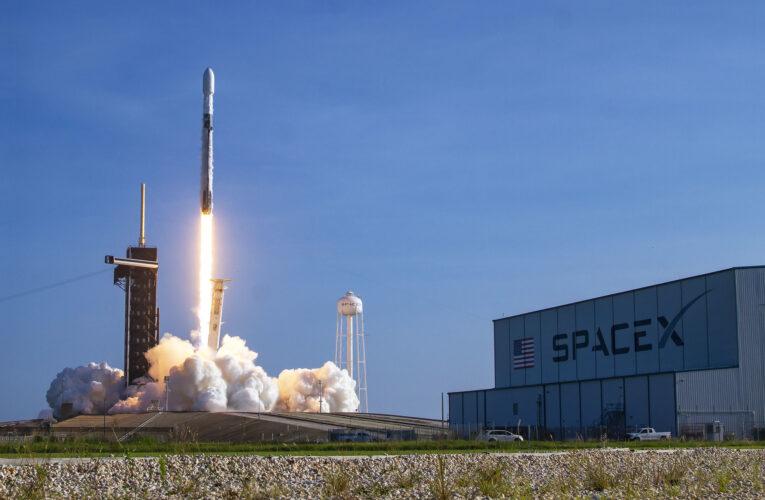 SpaceX lanzará misión con astronautas el sábado