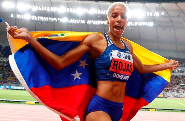 Yulimar Rojas candidata a atleta del año