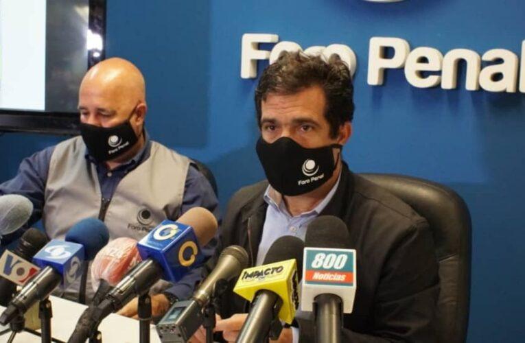 Foro Penal: 50 presos políticos tienen graves problemas de salud