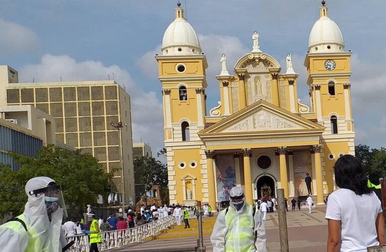 Basílica de La Chinita abrirá sus puertas desde el 19N