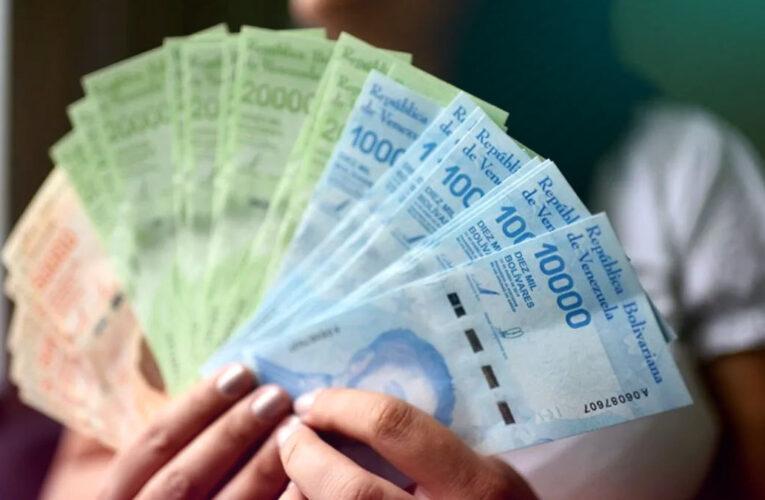 El bolívar se devaluó casi 15% frente al dólar en una semana