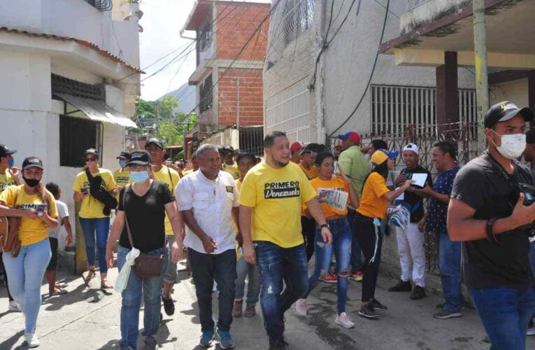 Primero Venezuela: Tenemos un compromiso con el país el 6D