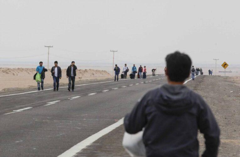 Venezolana murió de hipotermia en frontera chilena