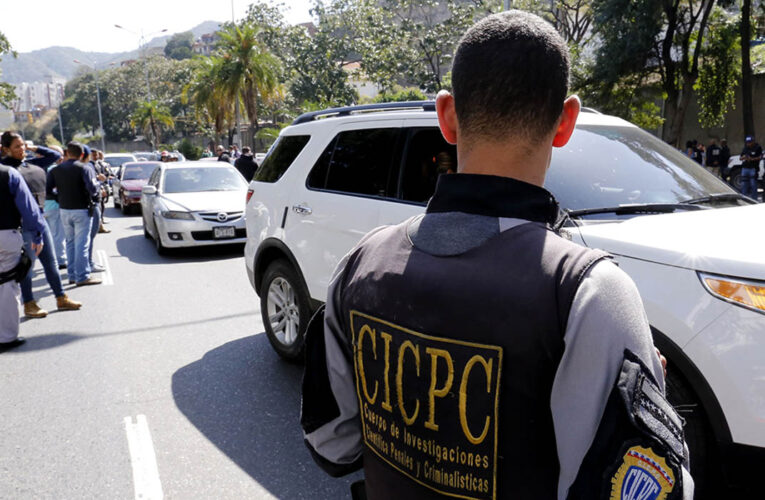 4 policías iban a secuestrar a comisario del Cicpc