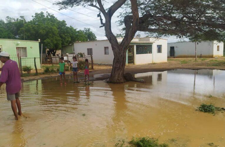 Lluvias dejaron 688 familias damnificadas en Falcón