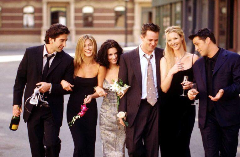 Reencuentro de Friends se grabará en marzo de 2021