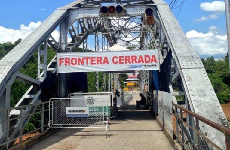 Colombia mantendrá cierre de fronteras hasta enero