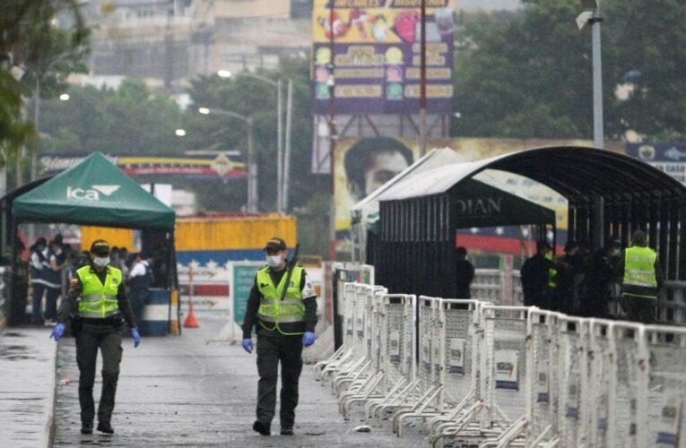 Bernal: No está prevista la apertura de la frontera con Colombia