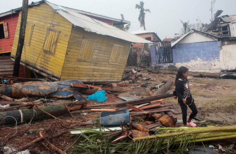Unicef pide $42 millones para damnificados en Centroamérica