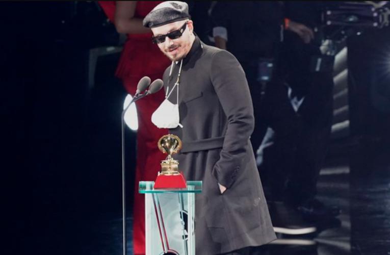 Récord Guinness para J Balvin por sus 13 nominaciones a los Grammy