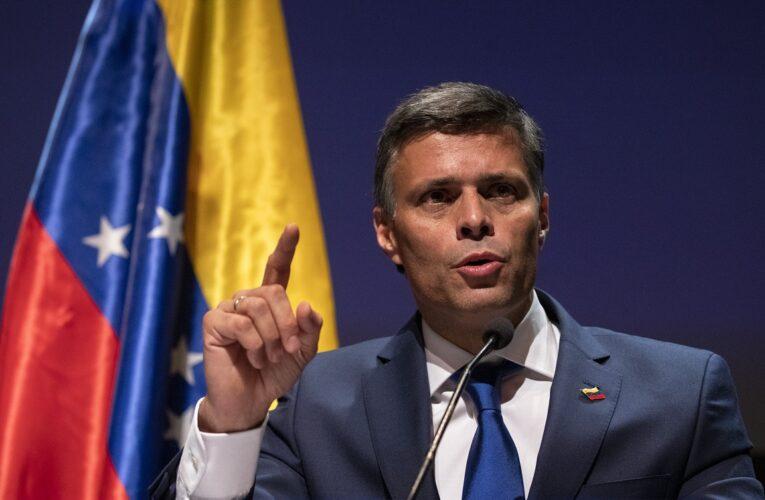 """""""La tragedia de Venezuela tiene un nombre: Nicolás Maduro"""""""