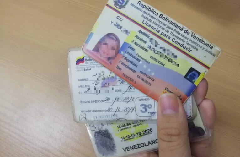 Licencias de conducir venezolanas son válidas en el exterior