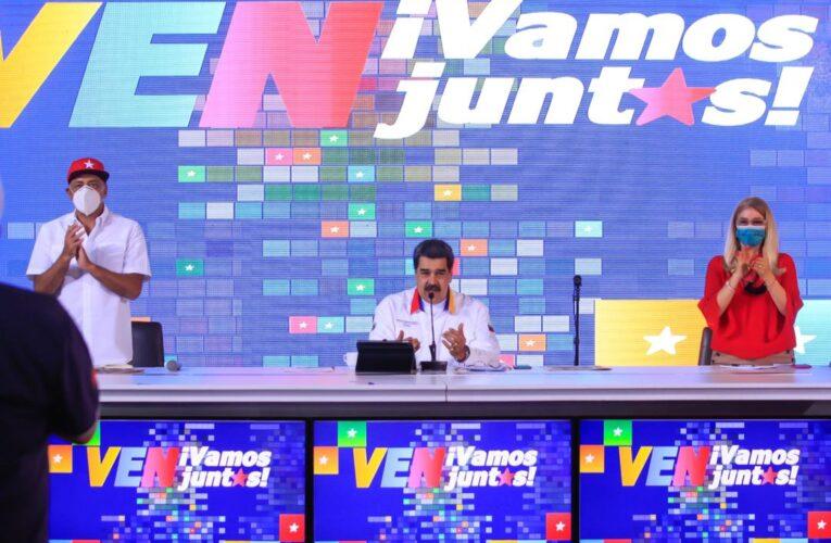 Maduro: Estoy hastiado de los rojos rojitos corruptos