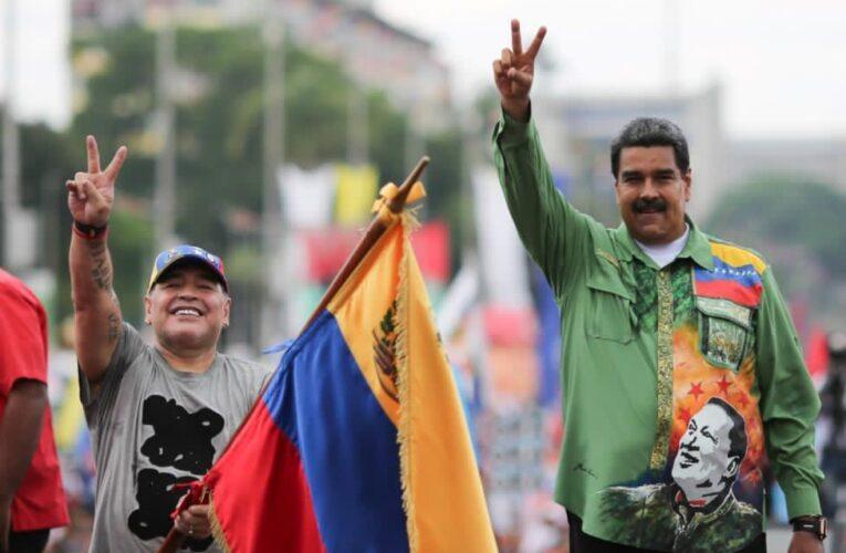 Maduro: Nos ha dejado un hermano