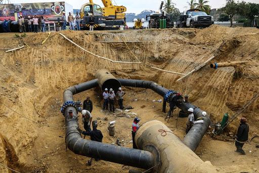12 hospitales y 11 parroquias sin agua por parada parcial del Sistema Tuy