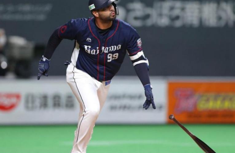 Mejías terminó con doble campaña en Japón